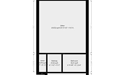 Building, 2626 E 8th St, 2