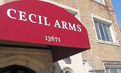 Cecil Arms, 1