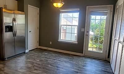 Living Room, 1101 Downs Blvd, 2