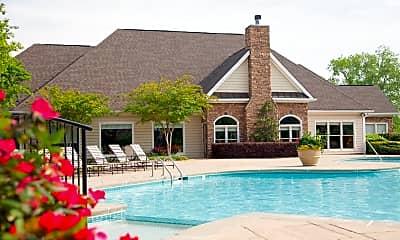 Pool, Marietta Crossing, 1