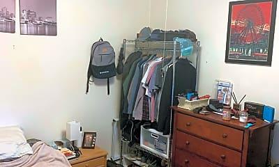 Bedroom, 167 Charles St, 1