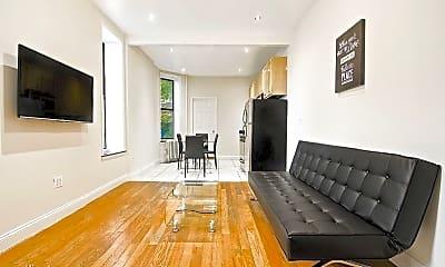 Living Room, 236 E 118th St, 0