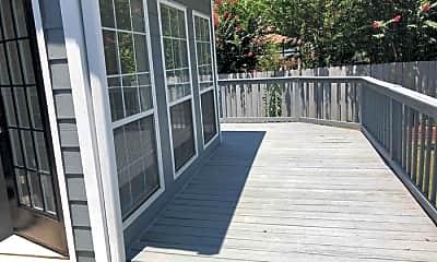 Patio / Deck, 125 Charleston Way, 2
