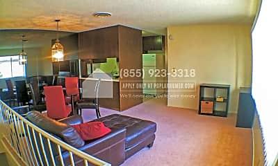 Living Room, 1351 Dorothy Ave #4, 0