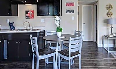 Dining Room, Legacy LV (University Park), 1