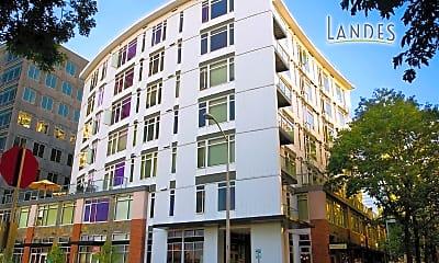 Building, Landes, 0