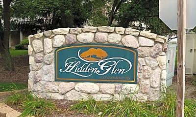 Hidden Glen of Canton, 1