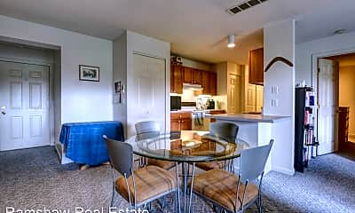 Dining Room, 1203 Wesley Ave, 1