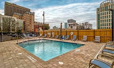 Pool, 1321 Lofts, 2