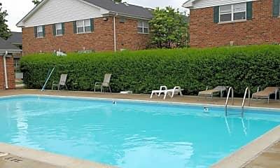 Pool, Briarton Place Apartments, 0