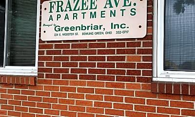Frazee Avenue Apartments, 1