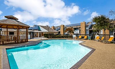Pool, The Montgomery, 2
