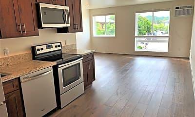 Kitchen, 101 Maluniu Ave, 0