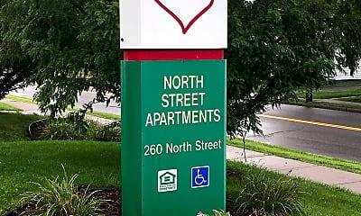 North Street Apartments, 1