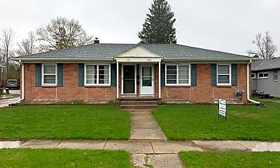 Building, 1031/1033 Ann Street, 0