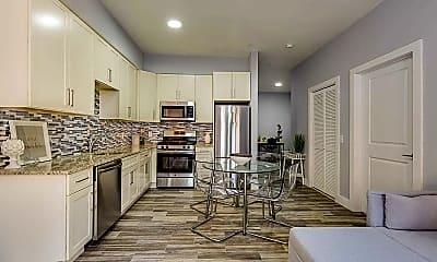Kitchen, 424 Whiton Street Luxury Apartments, 0