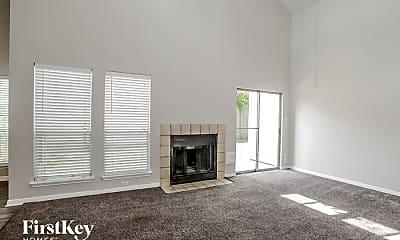 Living Room, 7610 San Benito Dr, 1