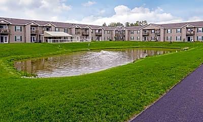 Building, Union Square Senior Apartments, 1