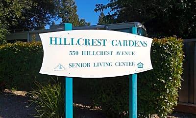 Hillcrest Gardens-Livermore, 1