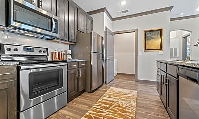 Kitchen, Reata West Apartments, 0