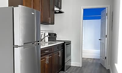 Kitchen, 1800 Callowhill St, 0