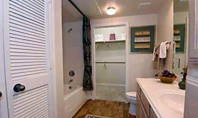 Bathroom, 2424 E T C Jester Blvd, 2