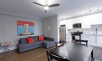 Living Room, 1301 Longfellow St NW 207, 1