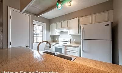 Kitchen, 4001 Evergreen St, 1