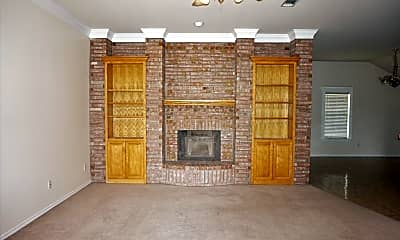 Living Room, 4505 Trevino St, 2