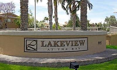 Community Signage, Lakeview At The Bay, 2