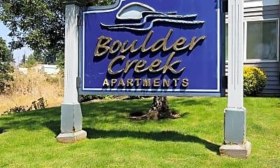 Boulder Creek, 1