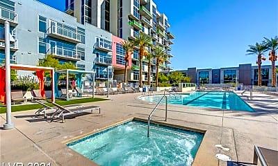 Pool, 353 E Bonneville Ave 1401, 2