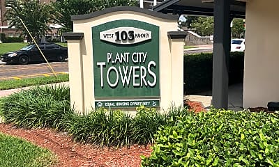 Plant City Towers Apartments, 1