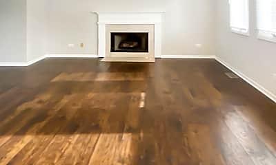 Living Room, 510 Beechwood Dr, 1