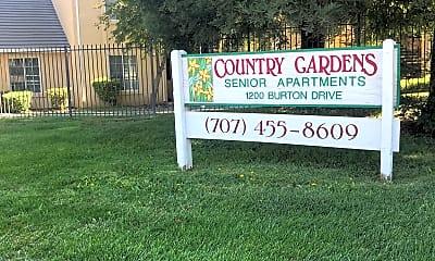 Country Garden Senior Apartments, 1