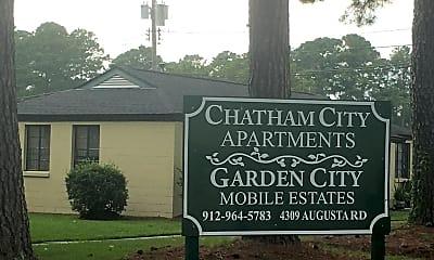 Chatham City Apartments, 1