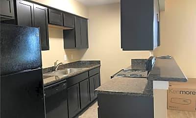 Kitchen, 704 Ave B, 1