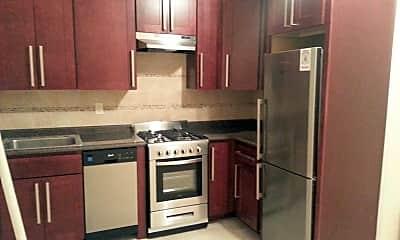 Kitchen, 17-19 North Union Avenue Apartments, 1