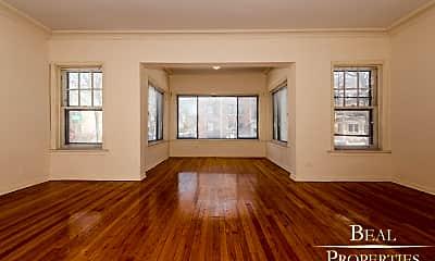 Living Room, 1144 Maple Ave, 1