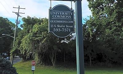 University Commons, 1