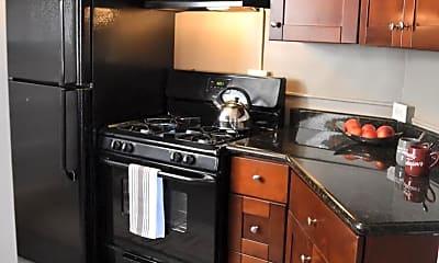 Kitchen, Larchmere, 1