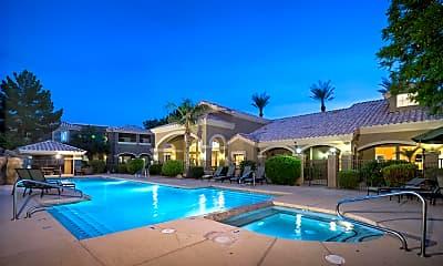 Pool, The Springs At Alta Mesa, 1