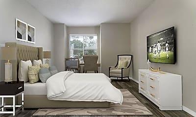 Living Room, Tuskawilla at Winter Springs, 1