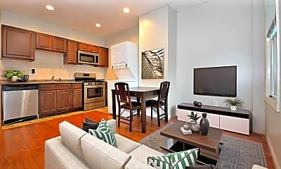 Kitchen, 53 Claremont Ave 2, 0