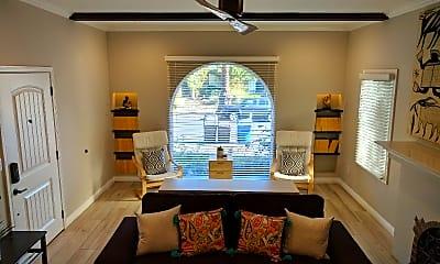 Bedroom, 1049 S Curson Ave, 1
