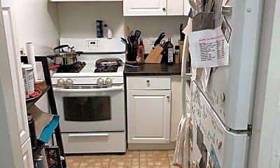 Kitchen, 452 Ocean Pkwy, 1