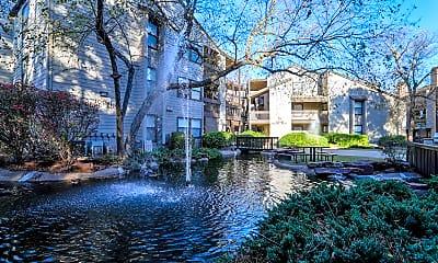 Building, Bellevue at Sheridan, 1