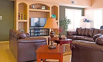 Living Room, Castner Palms, 2