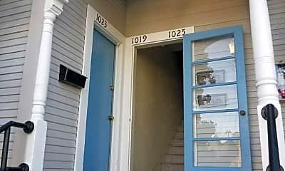 Building, 1019 Leff St, 1