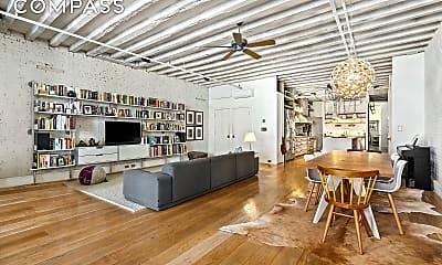 Living Room, 118 Mercer St 3, 0